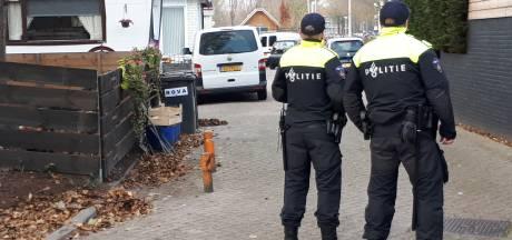 Politie-actie in woonwagenkamp Keerkring wegens motorbende Caloh Wagoh