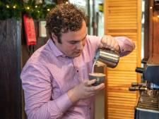 Voor barista Niels is koffie veel meer dan een druk op de knop