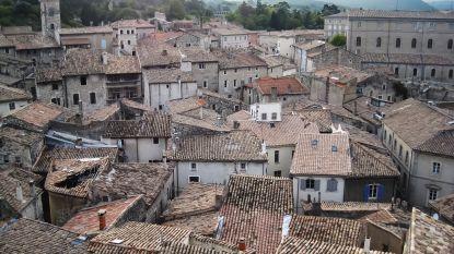 Gewonden bij aardbeving in zuiden van Frankrijk