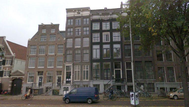 Prins Hendrikkade 173-175 Foto Google Streetview Beeld