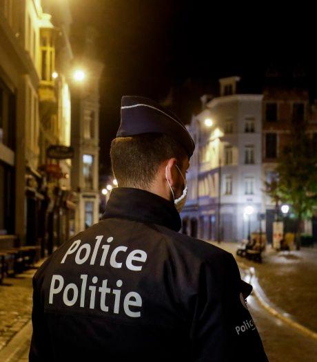 L'homme armé arrêté devant le commissariat central de Bruxelles mis sous mandat