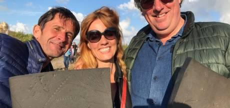 Cornald Maas op pad met de 'Luizenmoeders' en Frans Bauer blij met winst België
