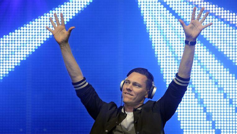 DJ Tiësto. Beeld EPA