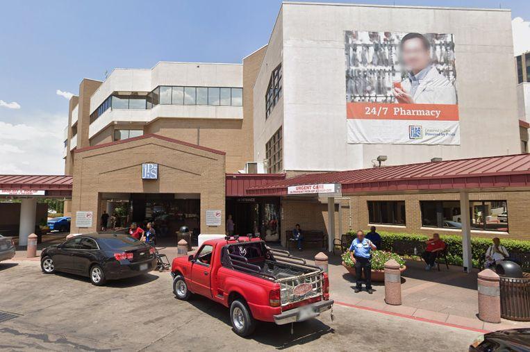 Andrea Circle Bear (30) overleed gisteren, een maand nadat ze was opgenomen in het John Peter Smith Hospital in Texas.