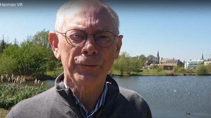 """Herman Van Rompuy spreekt Rodenaren moed in: """"We moeten er het beste van maken"""""""
