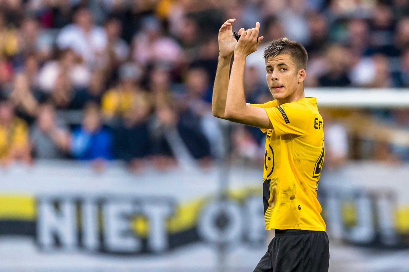 Luka Ilic.