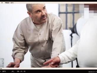 "El Chapo in nooit vertoonde video vanuit Mexicaanse gevangenis: Beroep? ""Landbouwer"""