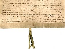Eerste acte in jubileumboek over 750 jaar Roosendaal