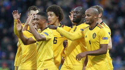 Officieel: Rode Duivels nieuwe nummer 1 op de FIFA-ranking, al is het wel met miniem verschil