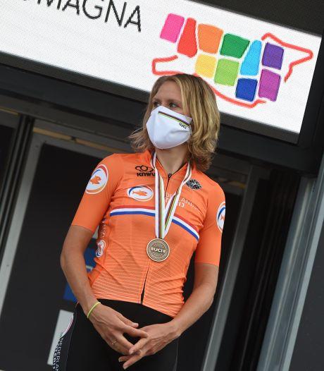 Van Dijk houdt dubbel gevoel over aan brons: 'Te traag gestart'
