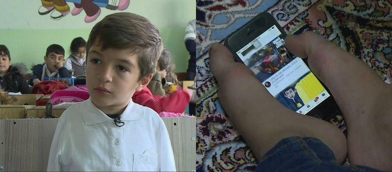 In zijn dagelijkse leven doet Koshyar zo veel mogelijk met zijn tenen, maar daardoor worden zijn voeten snel moe.