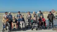 Senioren van DVC 't Binnenhof op reis naar zee