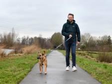 Dankzij Ollie is deze thuiswerker 'verplicht' dagelijks wandelingen te maken: 'Fijn begin van de werkdag'