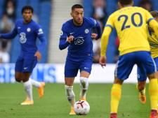Ziyech ontbreekt voorlopig bij Chelsea: 'Hopen dat het kwestie van weken is'