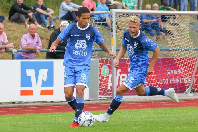 Mauro Junior werd gehuurd van PSV.