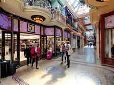 Steeds minder lege winkels in Roosendaal