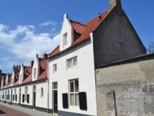 Bedaux-panden in Sluis worden monument
