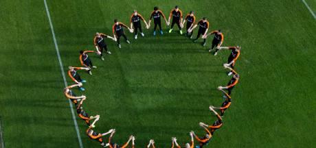 Profclubs leggen wedstrijd één minuut stil tegen racisme