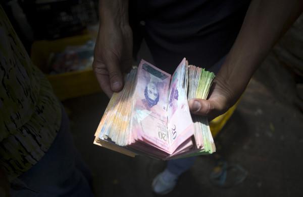Hyperinflatie in Venezuela: ineens heb ik 80 miljoen op mijn rekening