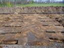Middeleeuwse huisplattegrond