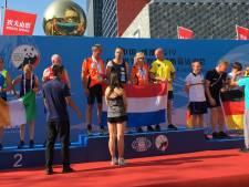 Amsterdam wint goud met traplopen, 53 verdiepingen omhoog