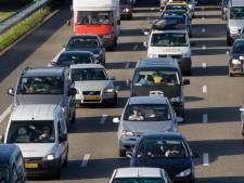 Ongeluk op A15 tussen Andelst en Dodewaard: linkerrijstrook dicht