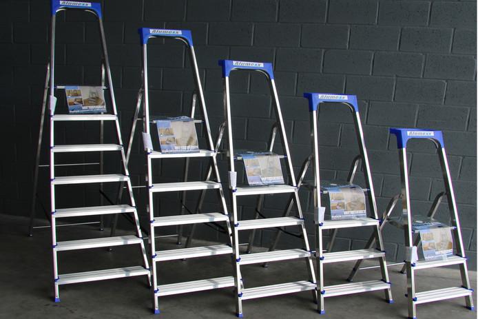 Aluminium trappen van Alumexx.