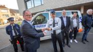 Politiezone TARL beschikt over nieuw interventievoertuig
