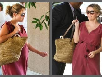 Zie ze stralen: fleurige Reese Witherspoon met mooie ronde babybuik