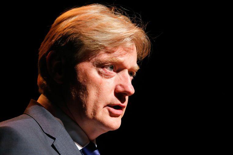 Staatssecretaris Martin van Rijn (Volksgezondheid, Welzijn en Sport). Beeld ANP