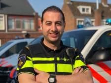 Massale steun voor West-Brabantse politieagent: 'Ik zit niet op Twitter om op basis van mijn afkomst beledigd te worden'
