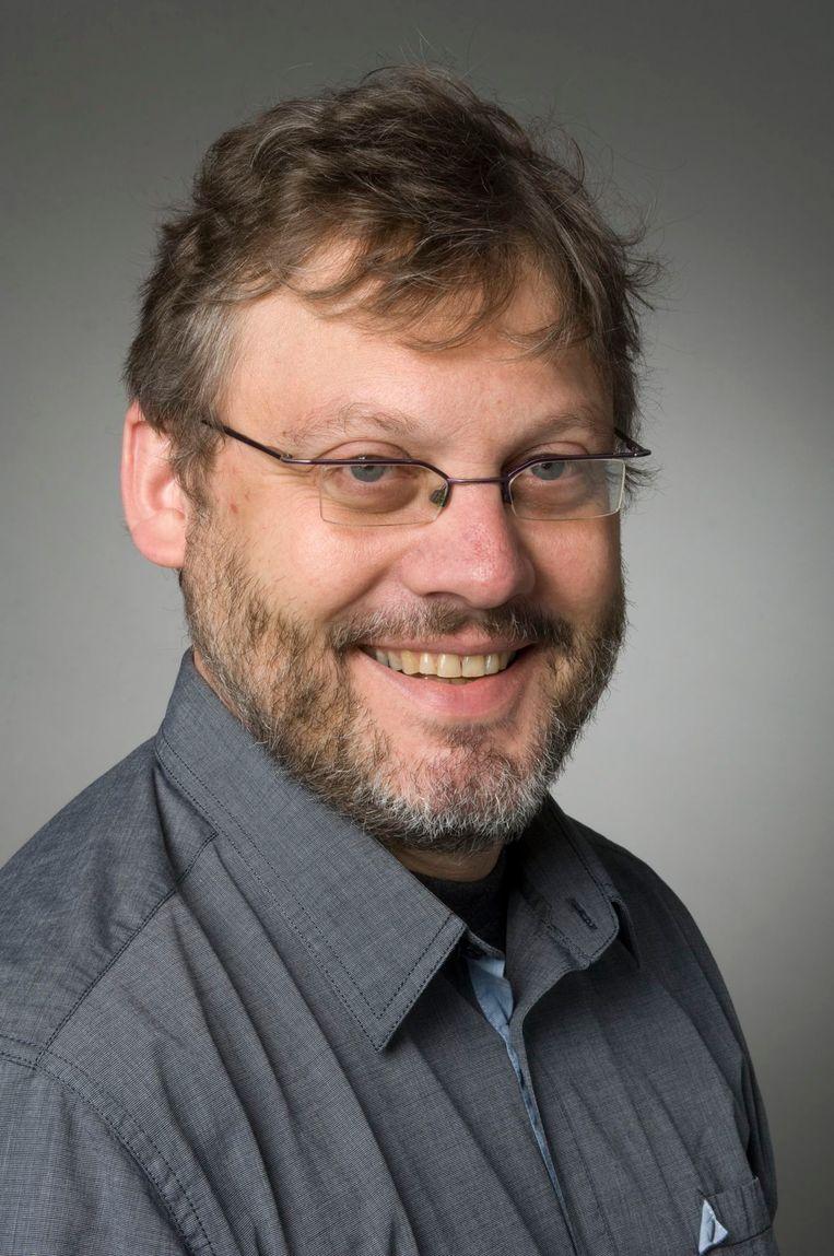 Groen-gemeenteraadslid Joris Giebens.