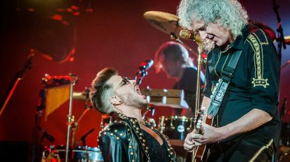 Queen, met Adam Lambert als zanger, komt naar ons land