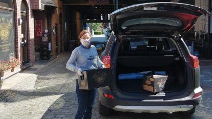 """'Drive thru' bij brouwerij De Ryck: """"Binnenrijden, koffer open en weer weg"""""""