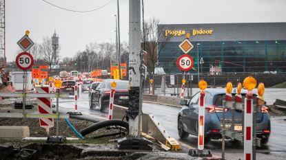 Zwaar ongeval op Universiteitslaan Hasselt: man overleden, vrouw in kritieke toestand