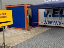 Coronateststraat voor bedrijven in Haps flink uitgebreid