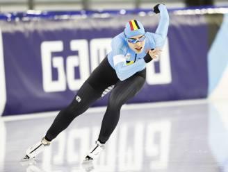 """Stien Vanhoutte houdt gemengde gevoelens over aan EK sprint: """"Frustrerend dat ik geen goed niveau haalde op 1000m"""""""