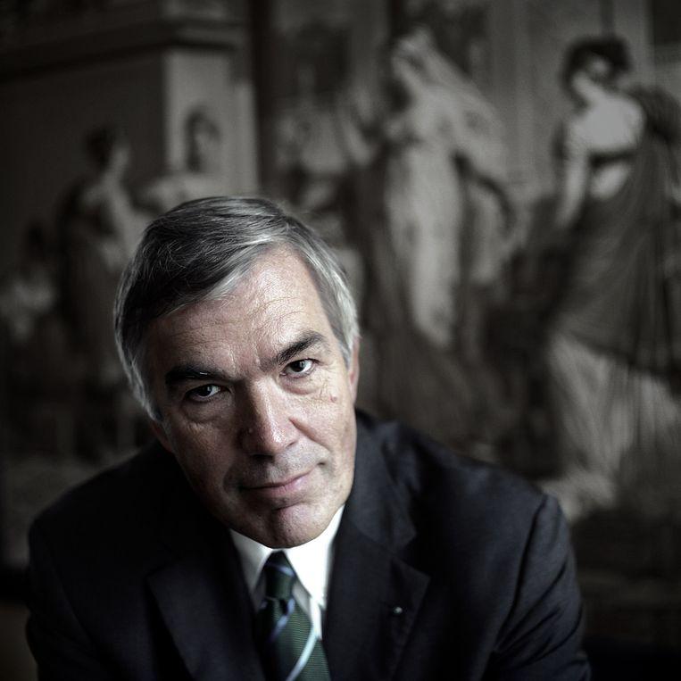 Ronald de Leeuw (1996-2008). Beeld Rijksmuseum