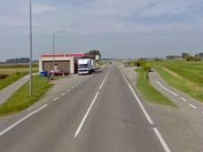 Schutter IJzendijke stapte uit auto met opschrift 'werkverkeer'