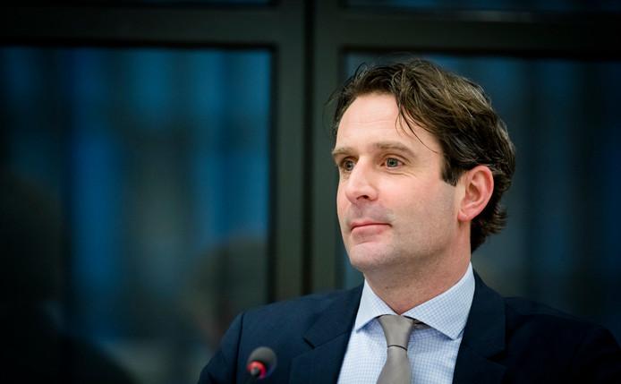 Oud-kamerlid Michiel Servaes