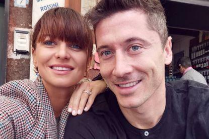 Liefde gaat door de maag: mede dankzij vrouw Anna groeide Lewandowski uit tot een recordbreker