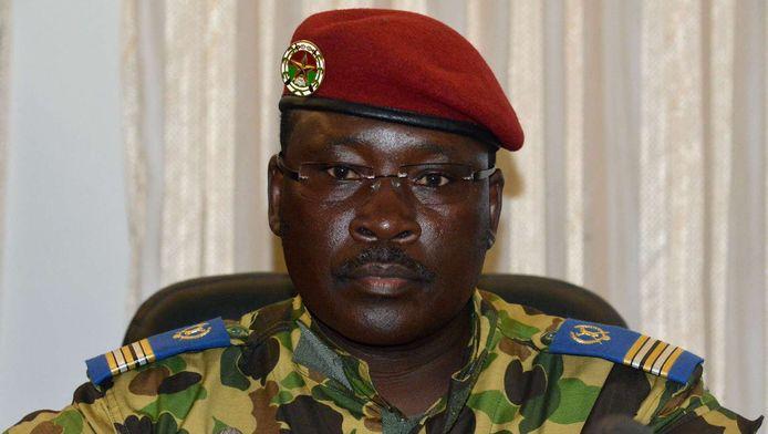 Le lieutenant-colonel Isaac Zida a été nommé Premier ministre