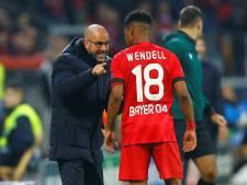 Bosz wint met Leverkusen van Atlético en boekt eindelijk zijn eerste CL-zege