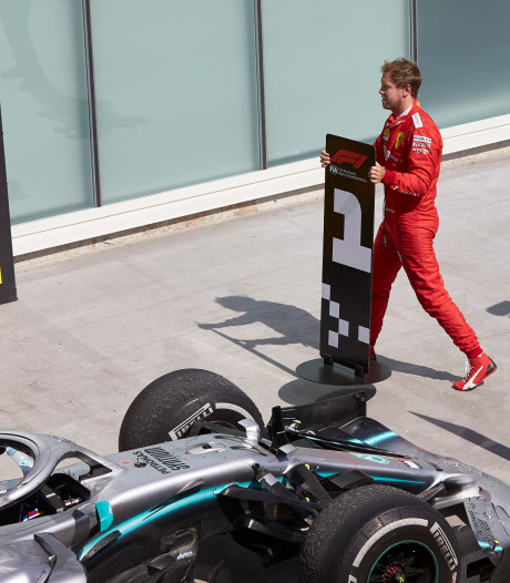 Rosberg: Straf voor Vettel is volkomen terecht