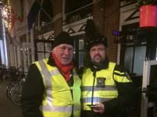 BPA-raadslid Hans Wegen mee op uitgaanspatrouille: 'Alle respect voor het werk van deze agenten'