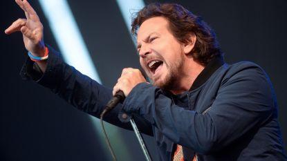 Nieuwe topnaam voor Rock Werchter: Pearl Jam