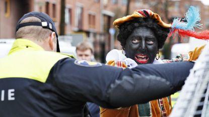 Politie in opperste staat van paraatheid bij Nederlandse intocht Sinterklaas