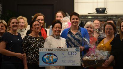 Fifty-One Club FIOLA schenkt 3.300 euro aan borstkankerorganisatie