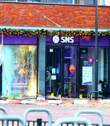 Zelfs slechthorenden werden wakker van plofkraakexplosies in Enschede: 'Ik zat rechtop in bed'