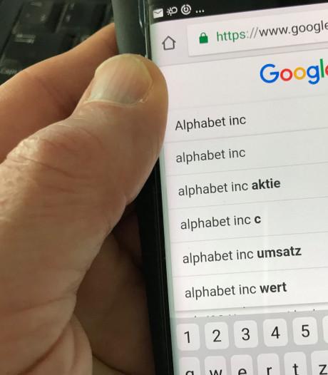 Google riskeert miljardenboete vanwege monopoliepositie